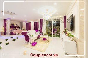 Nội thất Căn hộ cao cấp cho thuê tại Couple Nest