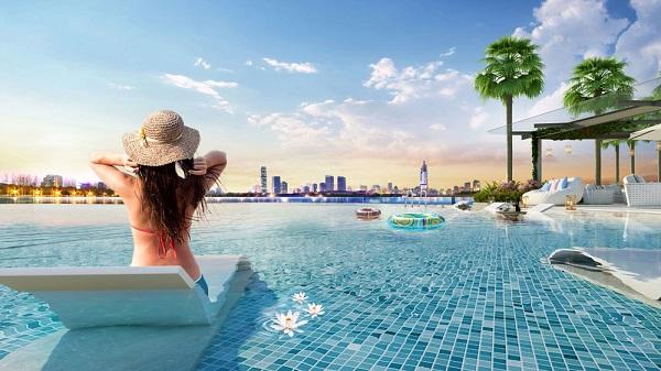 Dịch vụ bể bơi tại khách sạn 5 sao
