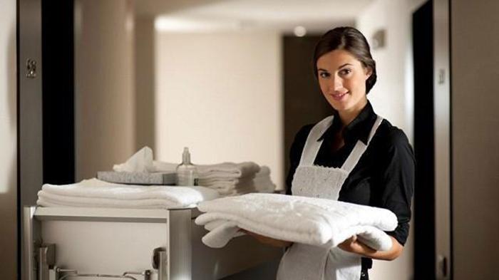 Dịch Vụ giặt là tại khách sạn 5 sao ( Hình minh hoạ)