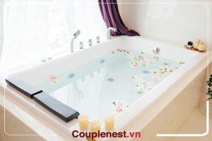 Nội thất cao cấp thu hút Việt Kiều tại Couple Nest