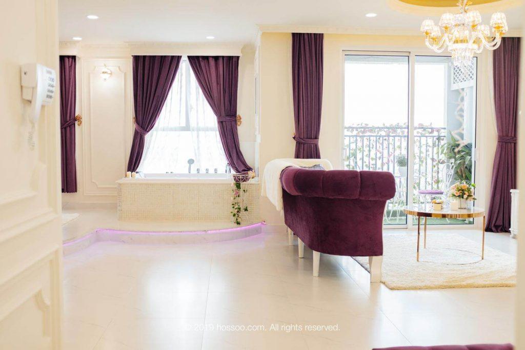 Không gian thoáng mát giúp căn hộ cho thuê được ưa chuộng hơn