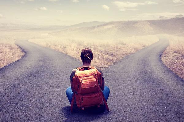 Du lịch sẽ giúp bạn nhanh chóng có lại được cảm hứng trong cuộc sống